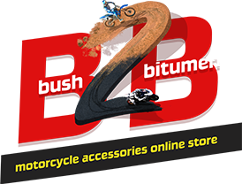 Bush 2 Bitumen Motorcycle Gear and Accessories