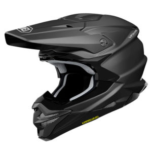 SHOEI VFX-WR HELMET SOLID MATT BLACK