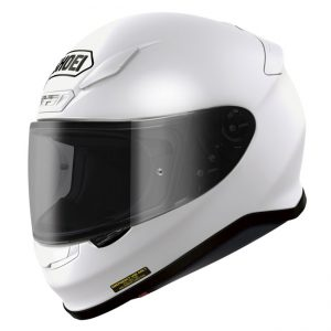 SHOEI NXR HELMET WHITE