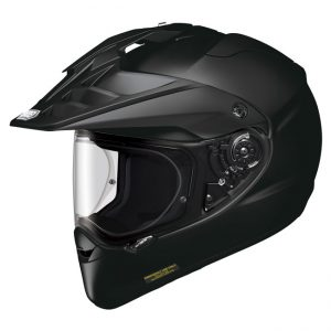 SHOEI HORNET ADV HELMET BLACK