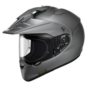 SHOEI HORNET ADV HELMET MATT DEEP GREY