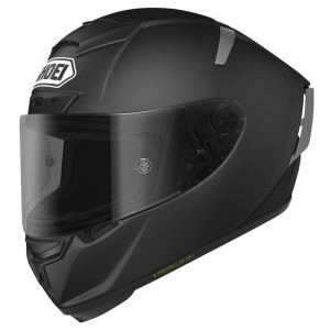 SHOEI X-SPIRIT III HELMET SOLID MATT BLACK