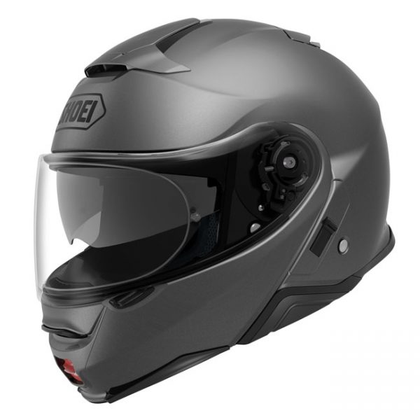 SHOEI NEOTEC II MATT DEEP GREY