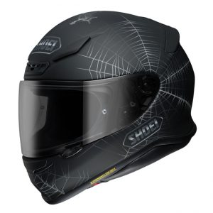 SHOEI NXR HELMET DISTOPIA TC-5 MATT BLACK