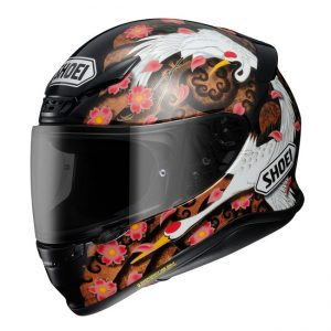 SHOEI NXR HELMET TRANSCEND TC-10