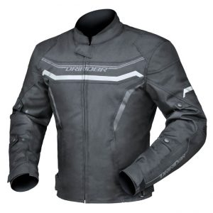 DRIRIDER GRID JACKET BLACK BLACK