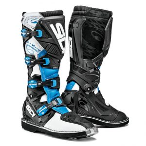 SIDI X-3 WHITE LIGHT BLUE