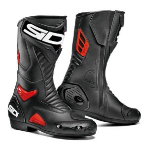 SIDI PERFORMER BLACK RED