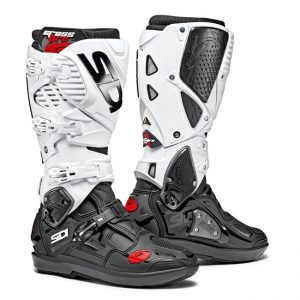 SIDI CROSSFIRE 3 SRS BLACK WHITE