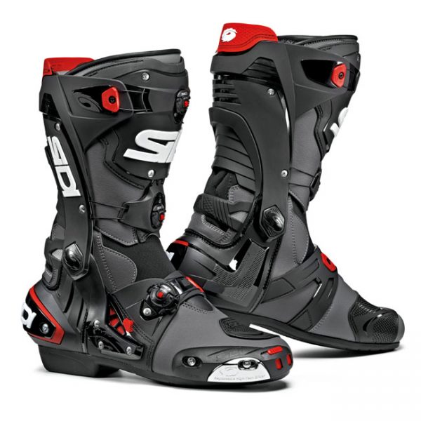 SIDI REX GREY BLACK