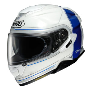 SHOEI GT-AIR II HELMET CROSSBAR TC-2 BLUE