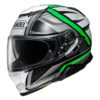 SHOEI GT-AIR II HELMET HASTE TC-4 GREEN