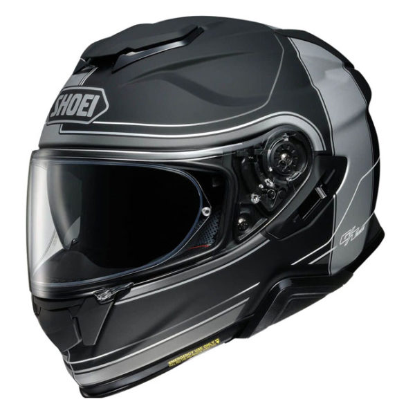 SHOEI GT-AIR II HELMET CROSSBAR TC-5 MATT BLACK