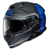 SHOEI GT-AIR II HELMET CROSSBAR TC-10 MATT BLUE