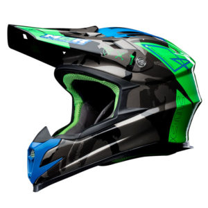 M2R X4.5 HELMET DIVISION PC-4 GREEN