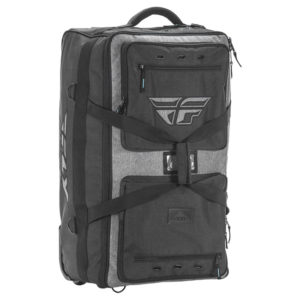ROLLER GRANDE LUGGAGE BLACK GREY