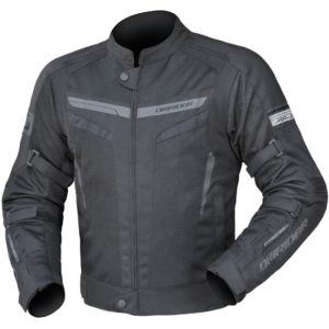 DRIRIDER AIR-RIDE 5 JACKET BLACK BLACK