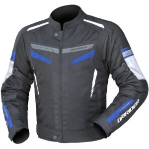 DRIRIDER AIR-RIDE 5 JACKET BLACK BLUE