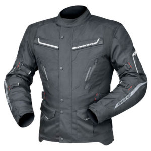 DRIRIDER APEX 5 JACKET BLACK BLACK