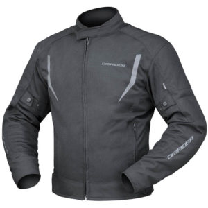 DRIRIDER BREEZE JACKET BLACK