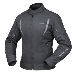 DRIRIDER BREEZE LADIES JACKET BLACK