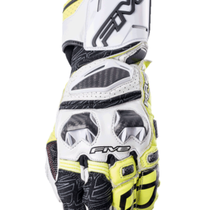 FIVE RACING RFX RACE GLOVES FLURO