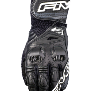 FIVE RACING RFX2 AIRFLOW GLOVES BLACK