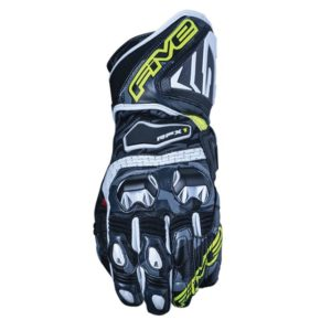 FIVE RACING RFX1 RACE GLOVES REPLICA FLURO