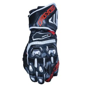 FIVE RACING RFX1 RACE GLOVES REPLICA RED