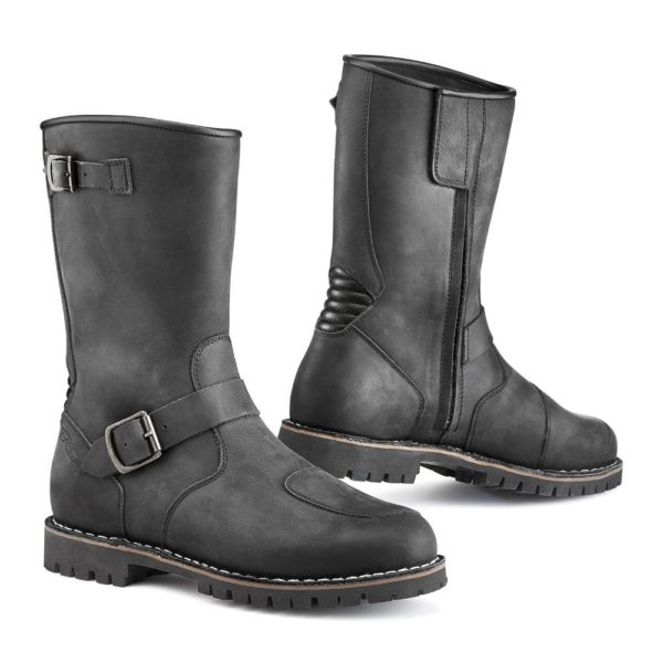 TCX FUEL WATERPROOF BOOTS BLACK