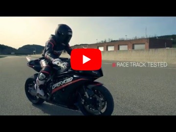 Five Motorcycle Gloves - RFX Race 2015 - The Most Advanced Five Glove Video Thumbnail