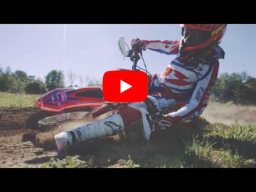 Five Motorcycle Gloves MXF Prorider S Jeremy Joly 2017 Video Thumbnail Image