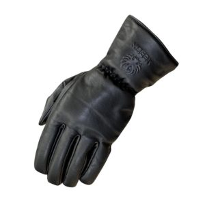 MERLIN MEN'S HERITAGE STONE GLOVES  BLACK