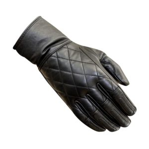 MERLIN WOMEN'S HERITAGE SALT GLOVES BLACK