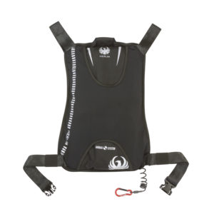 MERLIN INTEGRATED AIR BAG SYSTEM BLACK