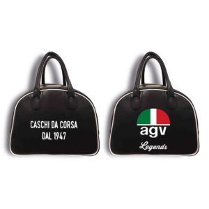 AGV LEGENDS HELMET BAG BLACK