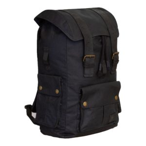 MERLIN LUGGAGE RUCKSACK ASHBY BLACK
