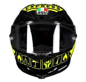 AGV CORSA R HELMET IANNONE WINTER TEST