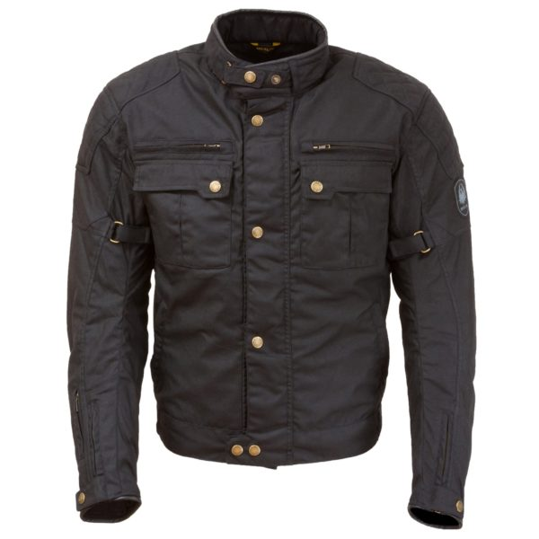 MERLIN MEN'S PERTON JACKET BLACK