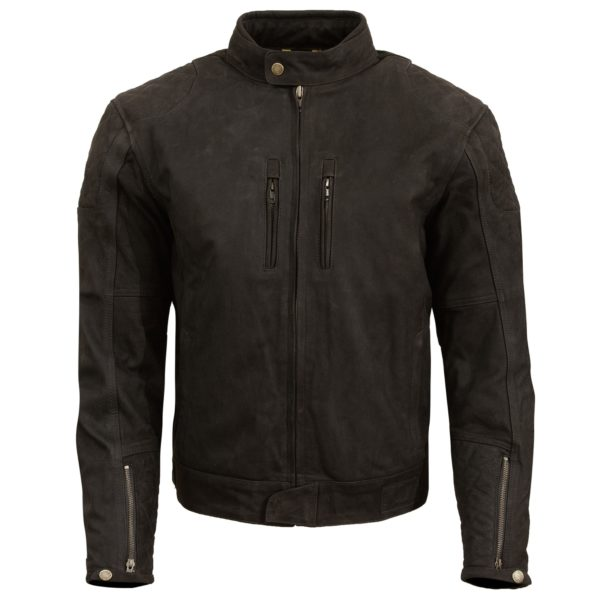 MERLIN MEN'S STOCKTON JACKET BROWN