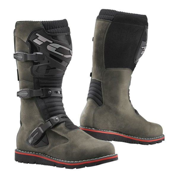 TCX TERRIAN 3 TRAILS WF BOOTS ANTHRACITE