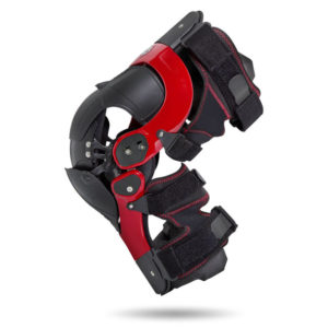 ASTERISK ULTRA CELL 2.0 KNEE BRACE PAIR RED