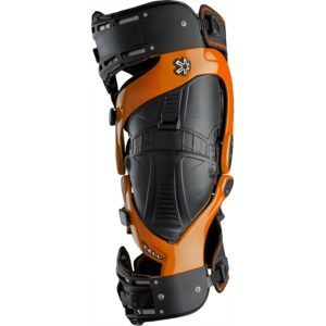 ASTERISK ULTRA CELL 2.0 KNEE BRACE PAIR ORANGE