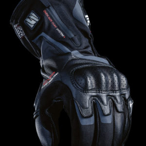 FIVE HG1 PRO WP BLACK GLOVES