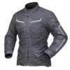 DRIRIDER APEX 5 AIRFLOW LADIES JACKET BLACK