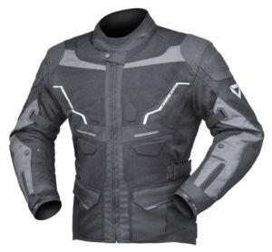 DRIRIDER NORDIC 4 AIRFLOW JACKET BLACK