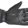 DRIRIDER ADVENTURE 2 GLOVE BLACK RED