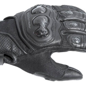 DRIRIDER AIR-RIDE 2 S/C LADIES GLOVES BLACK