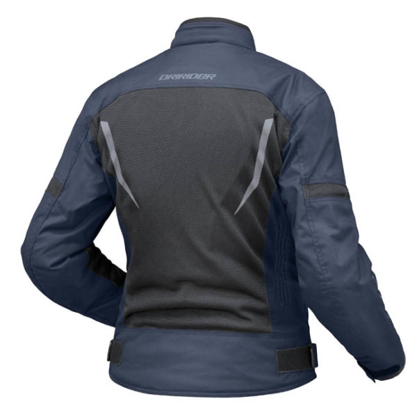DRIRIDER BREEZE JACKET NAVY