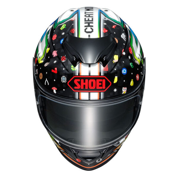 SHOEI GT-AIR II LUCKY CHARMS TC-10